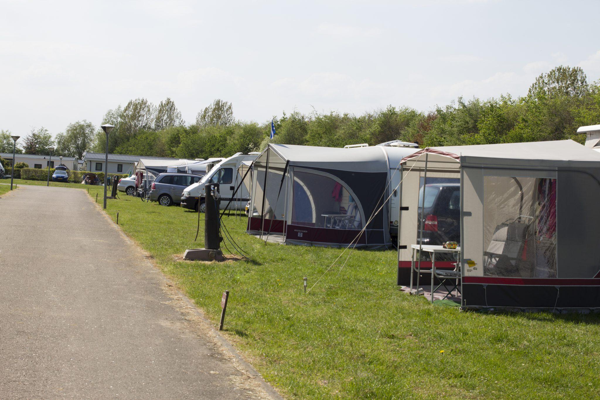 kampeerplekken