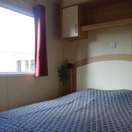 slaapkamer 1 chalet nr.31